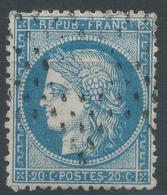 Lot N°44462   N°37, Oblit étoile évidée - 1870 Siège De Paris