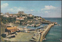 Newquay Harbour, Cornwall, C.1960s - J Arthur Dixon Postcard - Newquay