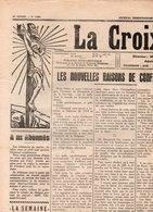 """Non Classés La Croix Du Nivernais 21 Avril 1940 Les Nouvelles Raisons De Confiance & Chronique De Guerre """" En Norvege"""" - Vieux Papiers"""