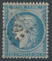 Lot N°44475   N°37, Oblit GC - 1870 Siege Of Paris
