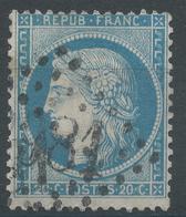 Lot N°44478   N°37, Oblit GC 3981 Toulon-sur-Mer, Var (78) - 1870 Siege Of Paris