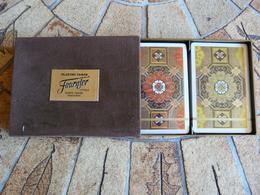 Coffert De 2 Jeux De 54 Cartes état Luxe - 54 Cards