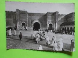 Carte Postale - MAROC - Meknés  - Bab Mansour (2414) - Meknès