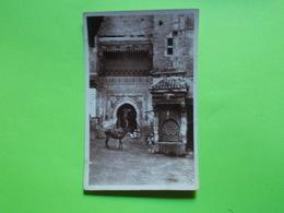 Carte Postale - MAROC - Fes  - Nejjarine Place (2420) - Fez (Fès)