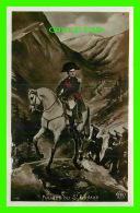 MILITARIA - NAPOLÉON - PASSAGE DU ST BERNARD - E.L.D. -  CIRCULÉE EN 1909 - - Patriotiques