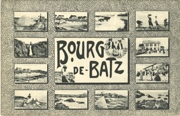 29 - Bourg De Batz - Multivues - Frankreich