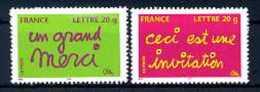 A12848)Frankreich 3911 - 3912 I** - Neufs