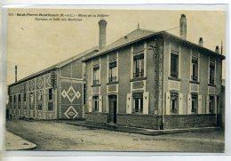 49-12 ST SAINT PIERRE MONTLIMAR   Bureaux Et Salles Des Machines Usine Mines D'or De La Belliere  1910     /D03-2016 - France