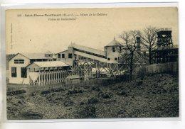 49-19 ST SAINT PIERRE MONTLIMART Usine De TRaitement Mines D'or De La Belliere  /D01-2016 - Other Municipalities