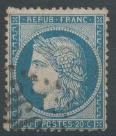 Lot N°44484   N°37, Oblit GC - 1870 Siege Of Paris