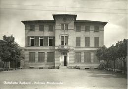 Borghetto Borbera (Alessandria) Palazzo Municipale, Town-Hall, Hotel De Ville, Rathaus - Alessandria