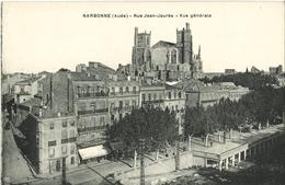 11 - Narbonne - Rue Jean Jaures - Vue Générale - Narbonne