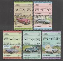 SERIE NEUVE DE SAINT-VINCENT - AUTOMOBILES N° Y&T 774 A 783 - Voitures