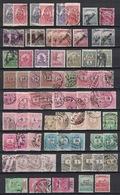 Hungary Magyar Posta Ungarn, Lot Of Old Stamps (o), Used - Gebruikt