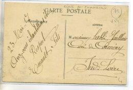 72-04 LE MANS  écrite Par Commercant ESNAULT Manufaccture De Vetements Ecclésiastique  23 Mai 1917  /D12-2016 - Le Mans