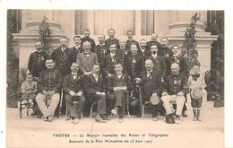 Troyes - Postes Et Telegraphes  - Fete Mutualiste -  CPA° - Troyes