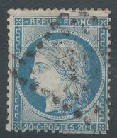 Lot N°44501   N°37, Oblit GC - 1870 Siege Of Paris