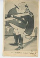ROYAUME UNI - PAYS DE GALLES - Illustrateur LEAL DE CAMARA - Portrait De L' EX PRINCE DE GALLES - Pays De Galles
