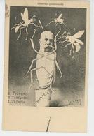 AUTRICHE - Illustrateur ESPINASSE - INSECTES COURONNÉS - Portrait De FRANÇOIS JOSEPH , Empereur D' AUTRICHE - HONGRIE - Autres