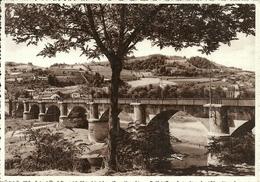 Acqui Terme (Alessandria) Ponte Carlo Alberto Sul Fiume Bormida - Alessandria