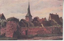 J.J. WALTZ - Vues Des Vosges - TURKHEIM PRIX FIXE - Hansi