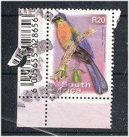 South Africa 2000 Bird, Purple-crested Turaco  (Tauraco Porphyreolophus) Mi 1311 Used - Südafrika (1961-...)