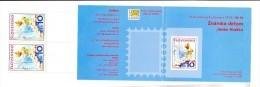 Carnet Pour Les Enfants 2007 De 10  Timbres C 483  / Booklet Childr En2007  Mi 59 (557) - Unused Stamps