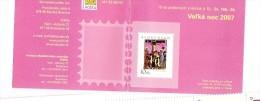 Carnet Pâques 2007 De 10  Timbres C 479  / Booklet Easte 2007  Mi 58 (551) - Unused Stamps