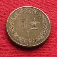 Taiwan 1 Yuan 1985 / 74 Y# 551 Lt 413   China Chine Formosa - Taiwan
