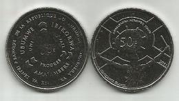 Burundi 50 Francs  2011. High Grade - Burundi