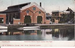 27275Haarlem, Haarlemsche Machine Fabriek Voorheen Gebr. Figee (poststempel 1905) - Haarlem