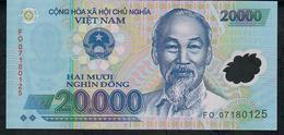 VIETNAM  P120b 20.000 DONG (20)07   UNC. - Vietnam