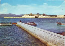 Golfo Aranci (sassari) Stazione Marittima  - Viaggiata - Sassari