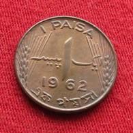 Pakistan 1 Paisa 1962 KM# 17  Paquistao - Pakistan
