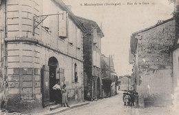 MOULEYDIER   RUE DE LA GARE - France