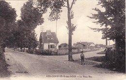 CPA SAINTE GENEVIEVE DES BOIS 91 - Le Beau Site - Sainte Genevieve Des Bois