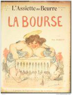 L'ASSIETTE AU BEURRE-1902- 80-DESSINS BARCET-LA BOURSE - Books, Magazines, Comics