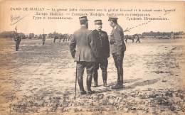 10 - AUBE / Mailly Le Camp - 102046 - Militaria - Mailly-le-Camp