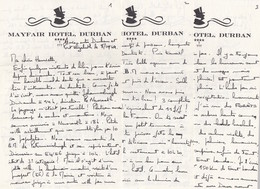 MAYFAIR HOTEL DURBAN 3 FEUILLES - Hotel Labels