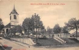 10 - AUBE / Maraye En Othe - 102111 - L'église - Frankrijk