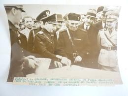 ALBANIE-TIRANA PHOTO M. STARACE SECRETAIRE GENERAL DU PARTI - Albanie