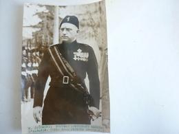ALBANIE-PHOTO M. JACOMONI NOUVEAU LIEUTENANT GENERAL D' ALBANIE - Albanie