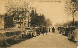 13885 - Belgique -  LOCQUIGNOL :  Nombreuses Voitures  Route Départementale De Le Quesnoy à Aulnoye  ... - Andere