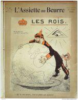 L'ASSIETTE AU BEURRE-1905-249-GRAVURES  GUILLAUME-LES ROIS - Livres, BD, Revues