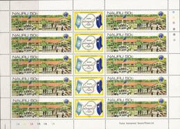 Nauru Independence 1968.  Deux Feuillets Neufs ** Entiers Avec Vignettes .  Côte 15,00 Euro. Deux Photos - Timbres