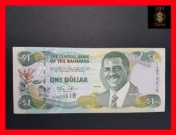 BAHAMAS 1 $ 2001 P. 69 UNC - Bahamas