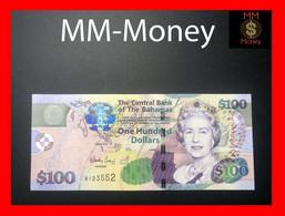 BAHAMAS 100 $ 2009 P. 76  UNC - Bahamas