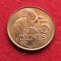 Trinidad E Tobago 5 Cents 2007 KM# 30   *V2 Trinite & Tobbacco - Trinité & Tobago