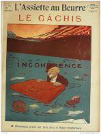 L'ASSIETTE AU BEURRE-1909-418-GRAVURES CAMARA VILLEMOT-LE GACHIS - Books, Magazines, Comics