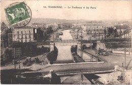 FR11 NARBONNE  - MTIL 146 - Le Faubourg Et Les Ponts - Camion - Belle - Narbonne